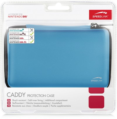 Speedlink CADDY Protection Case, Tasche für N3DS® XL/NDSi® XL, b