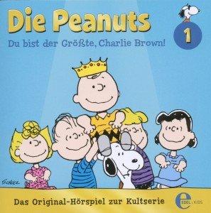 Die Peanuts, 1 Audio-CD. Folge.1