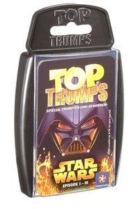 Star Wars I-III Top Trumps