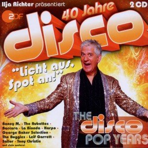 Various: Iljas disco: The Pop Years
