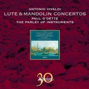 Konzerte für Laute und Mandoline