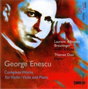 Das Gesamtwerk Für Violine/Viola