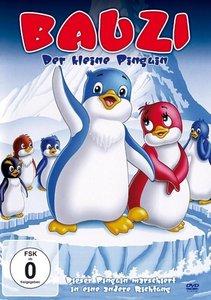 Bauzi - Der kleine Pinguin, 1 DVD