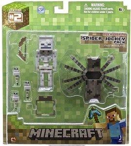 Minecraft - SPIDER JOCKEY PACK