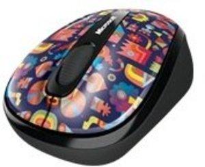 Microsoft - Wireless Mobile Mouse 3500, Lyon