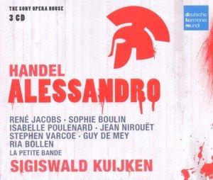 Kuijken, S: Alessandro-Sony Opera House