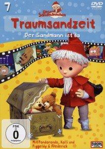 Traumsandzeit: Der Sandmann ist da, 1 DVD