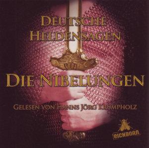 Deutsche Heldensagen - Die Nibelungen, 2 Audio-CDs