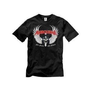Skull Wing T-Shirt S