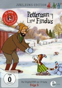 Pettersson & Findus. Tl.5, 1 DVD (Jubiläums-Edition)