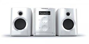 Thomson Kompaktanlage MIC101 Kompaktanlage (CD/MP3-Player, PLL-R