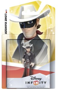 Disney INFINITY - Figur Single Pack - Lone Ranger