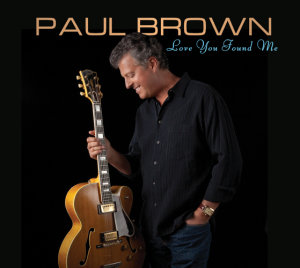 Brown, P: Love You Found Me