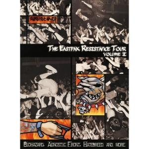 Eastpak Resistance Tour Vol.1