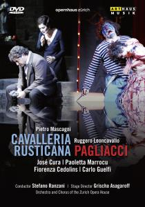 Cavalleria Rusticana/Bajazzo