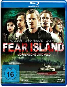 Fear Island (Blu-ray)