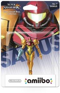 Amiibo - Super Smash Bros. Collection - No. 7 SAMUS