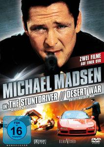 Michael Madsen in: The Stuntdriver und Desert War