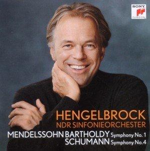 Mendelssohn Bartholdy: Symphony No.1. / Schumann: Symphony No.4, 1 Audio-CD