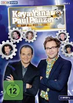 Kaya Yanar & Paul Panzer-Stars bei der Arbeit