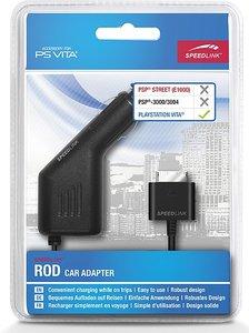 Speedlink SL-4716-BK ROD Car Adapter - Auto-Ladegerät für PS VIT