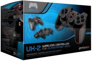 Gioteck VX-2 Wireless Bluetooth Controller PS3, PC kompatibel