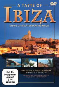 Various: Taste Of Ibiza-DVD