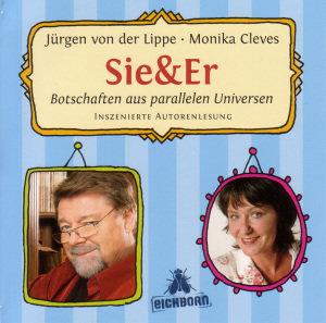 Sie & Er, 2 Audio-CDs. Tl.1+2