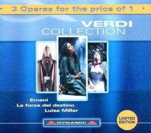 Takova/Sabbatini/Branchini/Zulian/Neves/Guelfi: Verdi Collec