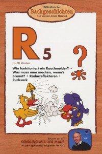 Bibliothek der Sachgeschichten - R5, Rauchmelder, 1 DVD
