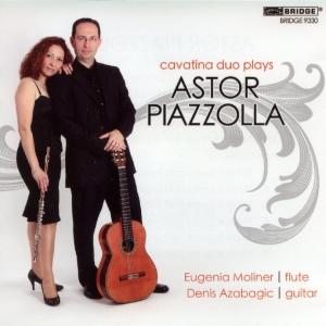 Cavatina duo plays Astor Piazzolla