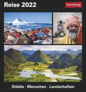 Reise Kalender 2022