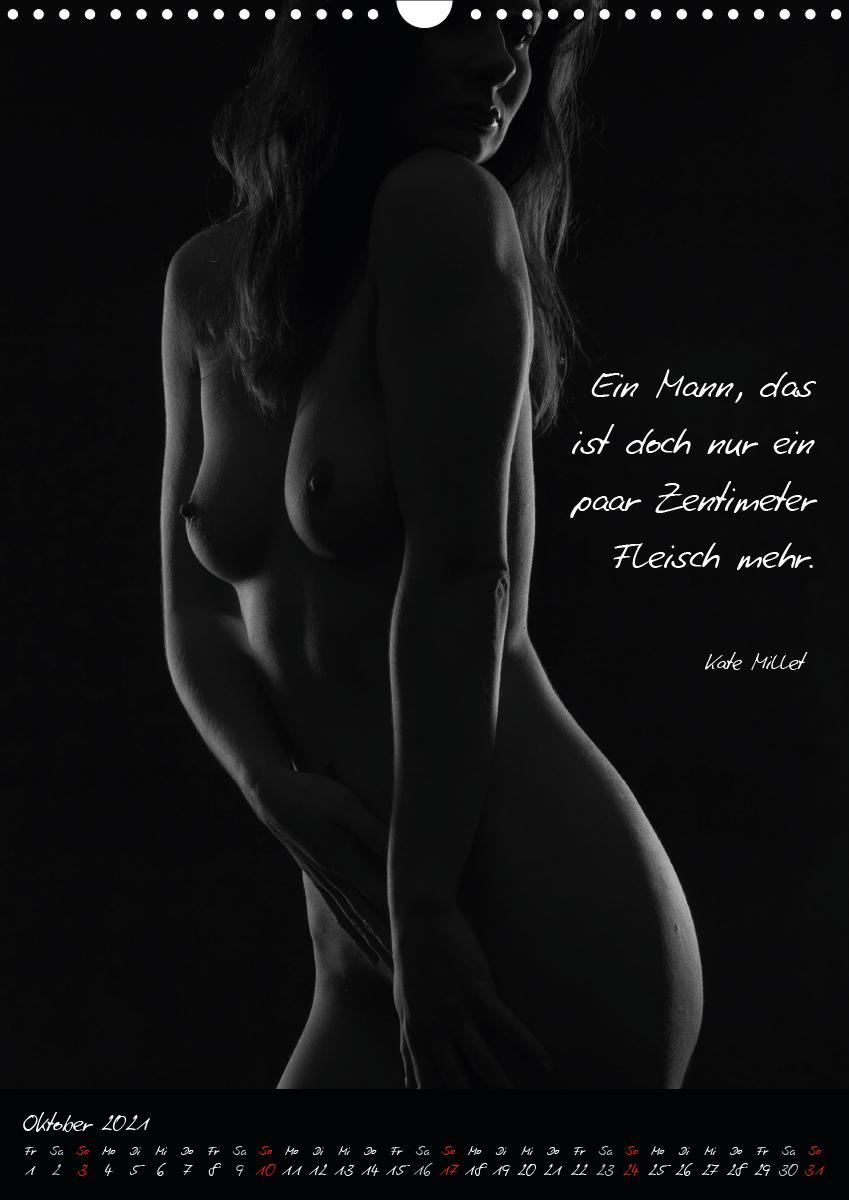 Weisheiten über Sex (Wandkalender 2021 DIN A3 hoch)