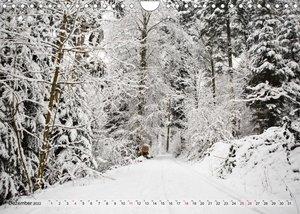 Aargau Wunderland (Wandkalender 2022 DIN A4 quer)