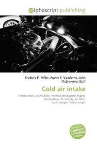 Cold air intake