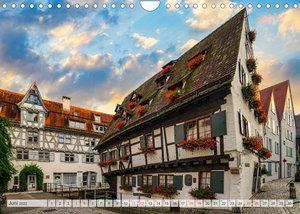Ulm Impressionen (Wandkalender 2022 DIN A4 quer)