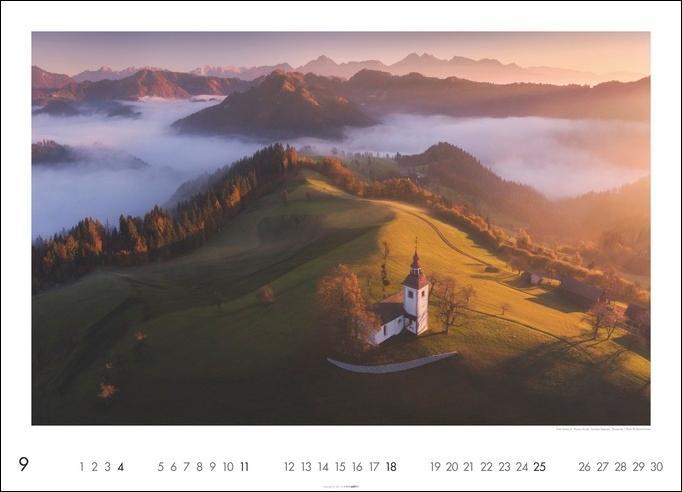 Unsere schöne Welt Kalender 2022