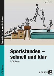 Sportstunden - schnell und klar