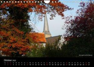 Hattingen/Ruhr (Wandkalender 2022 DIN A4 quer)