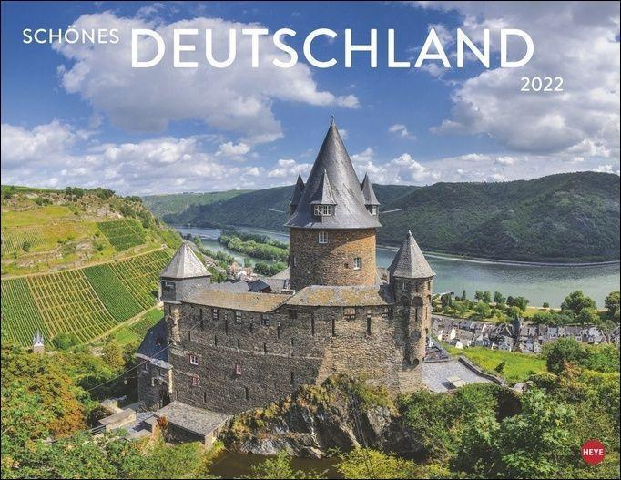 Schönes Deutschland Kalender 2022