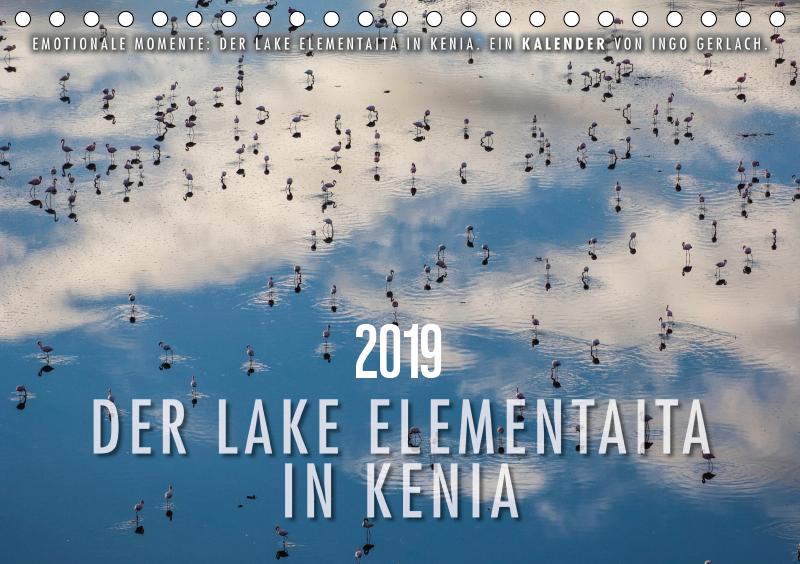 Emotionale Momente: Der Lake Elementaita in Kenia.