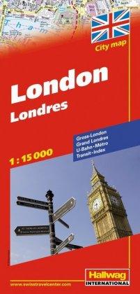 London 1 : 15 000