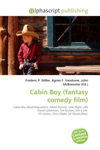 Cabin Boy (fantasy comedy film)