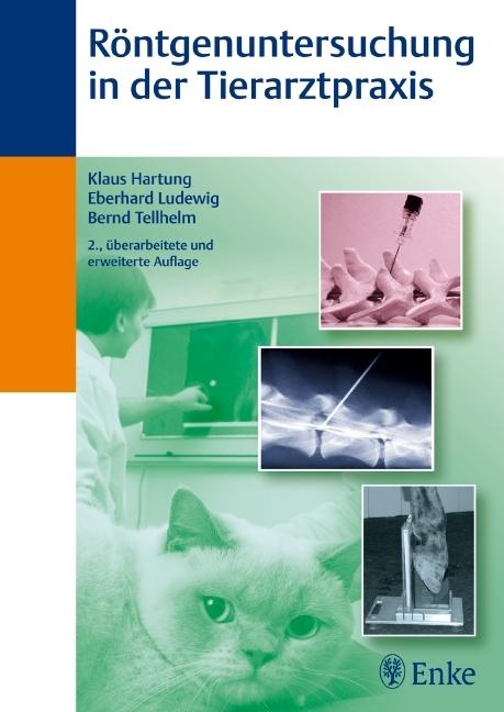 Röntgenuntersuchung in der Tierarztpraxis