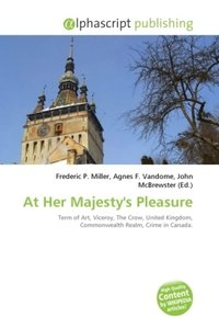 At Her Majesty\'s Pleasure