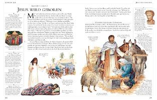Die große illustrierte Kinderbibel