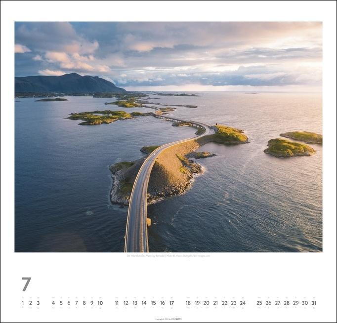 Norwegen Kalender 2022