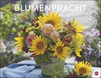 Blumenpracht Kalender 2022