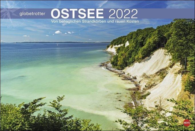 Ostsee Globetrotter Kalender 2022