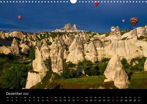 Türkei - fantastisches Kappadokien (Wandkalender 2022 DIN A3 quer)
